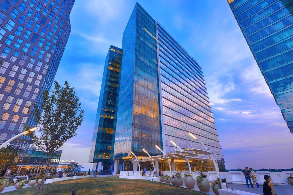 Tysons Tower in Tysons Corner, Virginia